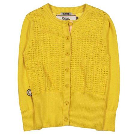 4FF Cardigan Yellow Moon