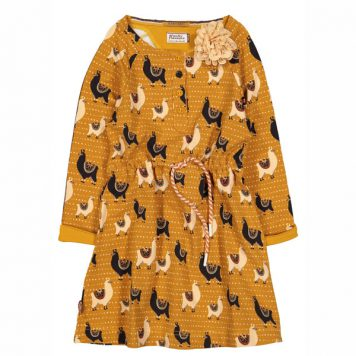 4FF Dress Hares on the Mountain
