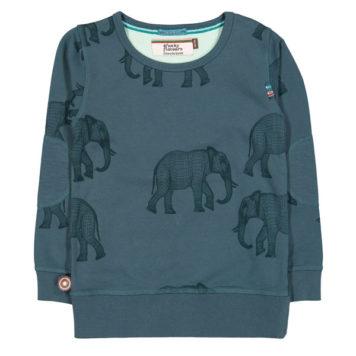 4FF Sweater Elephants on a String