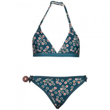 4FF bikini Drops In River