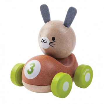 Plan Toys Racer Konijn
