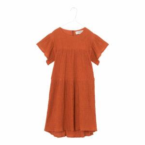 A MONDAY in Copenhagen Lilou Dress Rust