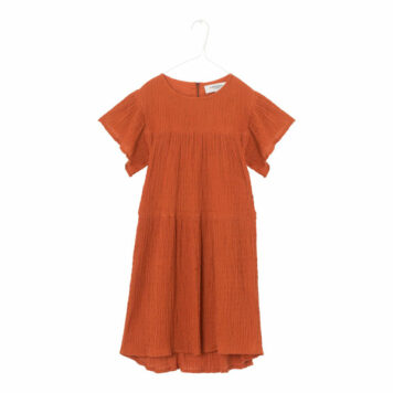 A MONDAY in Copenhagen Lilou Dress Rust