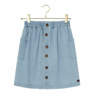A MONDAY in Copenhagen Sara Skirt Pearl Blue