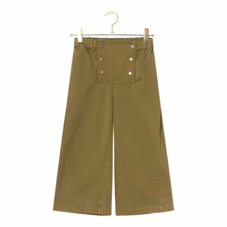 A MONDAY in Copenhagen Tini Pants Fir Green