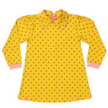 Albababy Happy Dress Lemon Curry 116