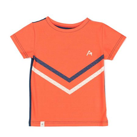 Albakid Bertram T-shirt Orange