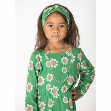 Albakid Esme Dress Juniper Big Wild Flower