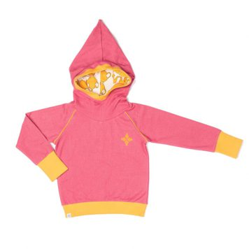 Albakid Habian Hoody Rapture Rose