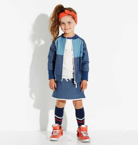 Albakid Hape Cardigan Dark Denim