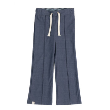 Albakid Hecco Box Pants Mood Indigo
