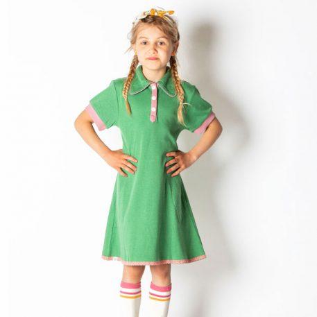 Albakid Julie Dress Juniper