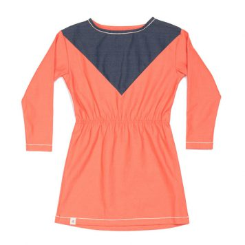 Albakid-Ronja-Dress-Spiced-Coral