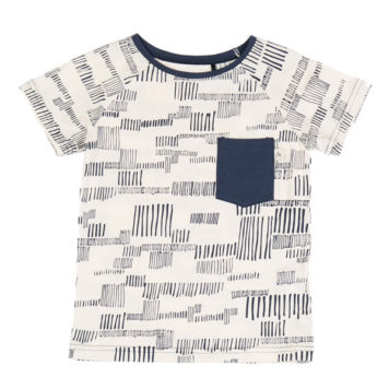 Albakid Sigurd T-shirt Antique White Artistique