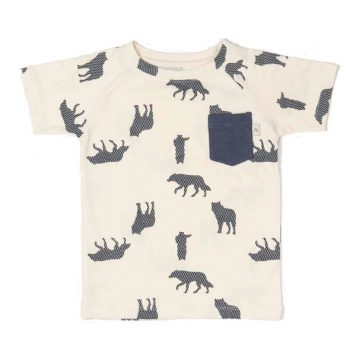 Albakid Sigurd T-shirt Mood Indigo Playing Wolves