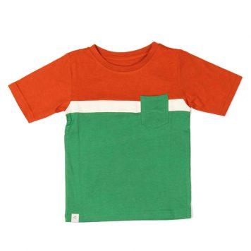 Albakid Sigurd T-shirt Silas T-shirt Rust