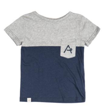 Albakid Silas T-shirt Paloma Melange