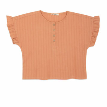 Ammehoela Blouse June Coral Dust