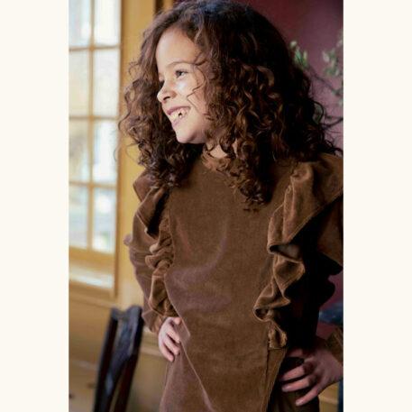 Ammehoela Dress Lucy Wood