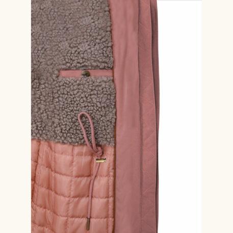 Ammehoela Parka Storm Old Pink