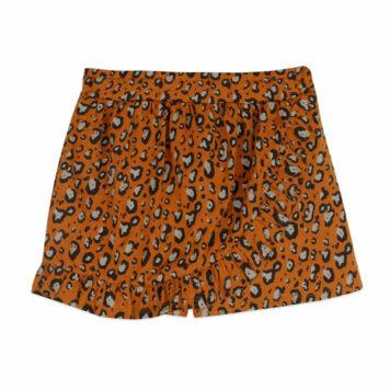 Ammehoela Short - Rokje Bella Leopard