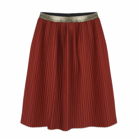 Ammehoela Skirt Romee Brick