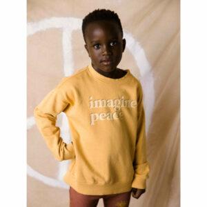 Ammehoela Sweater Rocky Nugget Gold