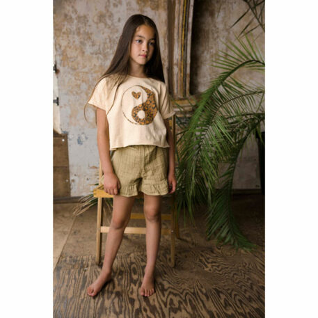 Ammehoela T-shirt Hippie Pebble