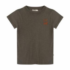 Ammehoela T-shirt Zoe Antra-Army