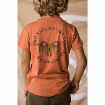 Ammehoela T-shirt Zoe Copper Coin