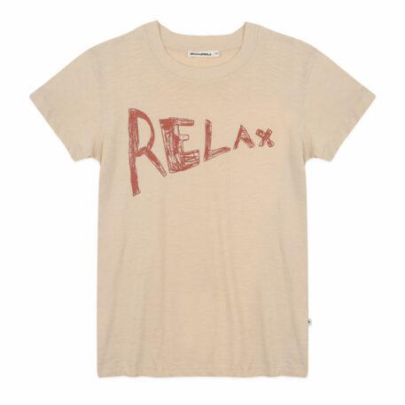 Ammehoela T-shirt Zoe Pebble