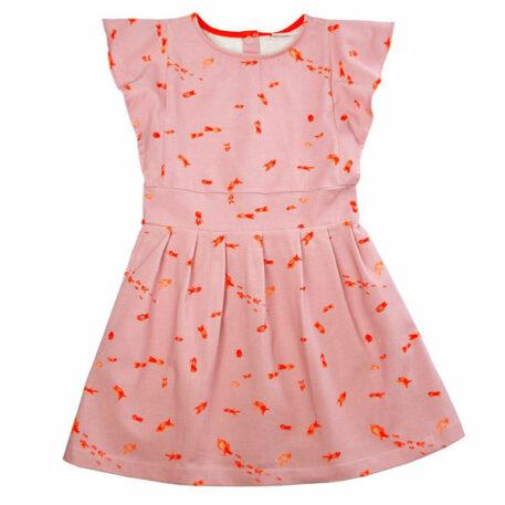 Ba*Ba Bobette Dress Goldfish