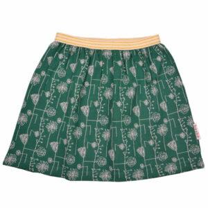 Ba*Ba Bonny Skirt Lurex Flower