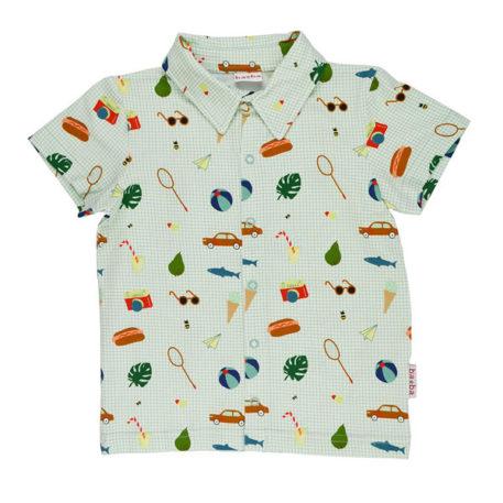 Ba*Ba Boys Shirt Picnic