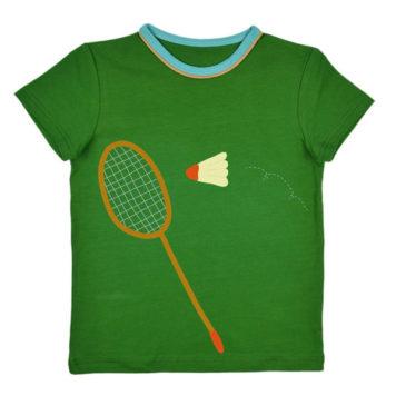 Ba*Ba Boys T-shirt Artichoke Badminton