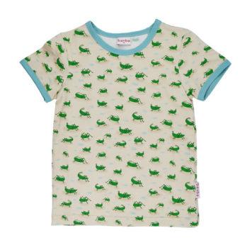Ba*Ba Boys T-shirt Grasshopper