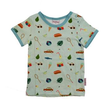 Ba*Ba Boys T-shirt Picnic