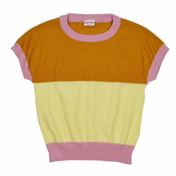Ba*Ba Brielle Knitshirt Chai Tea