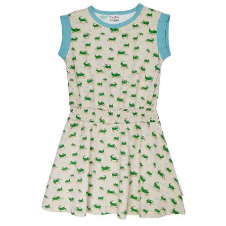 Ba*Ba Cindy Dress Grasshopper