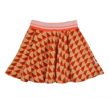 Ba*Ba Full Circle Skirt Mango