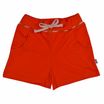 Ba*Ba Girls Short Punto Di Milano Tomato Cherry