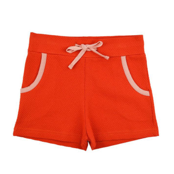 Ba*Ba Girls Short Red Dots