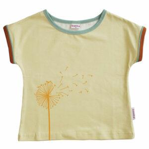 Ba*Ba Multicolor Shirt Anise Flower