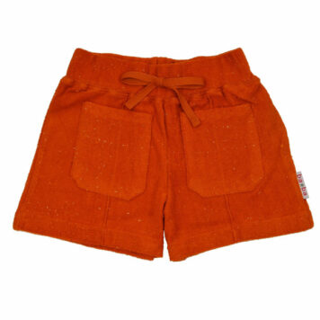 Ba*Ba Pocket Short Terry Hawaian Sunset