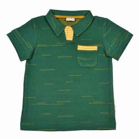Ba*Ba Polo Shirt Punto di Roma Strokes