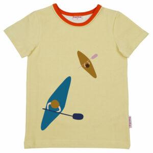 Ba*Ba T-shirt Anise Kayak
