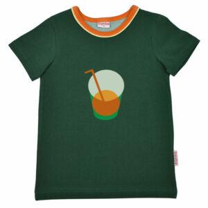 Ba*Ba T-shirt Evergreen