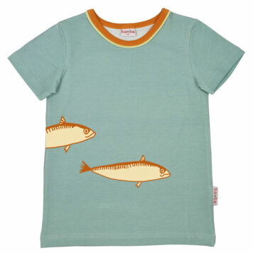 Ba*Ba T-shirt Fish Ether