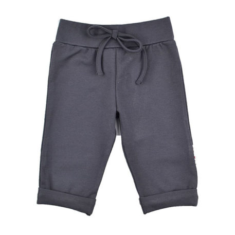 Baba Babywear Baby Pants Dark Grey