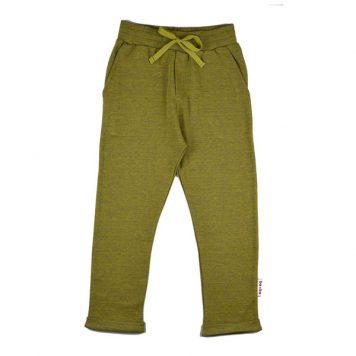 Baba Babywear Baggy Pants Bicolor Mustard Pique